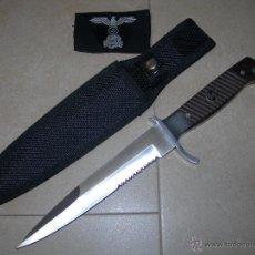 Militaria: CUCHILLO DE TRINCHERA WAFFEN SS. Lote 54491413