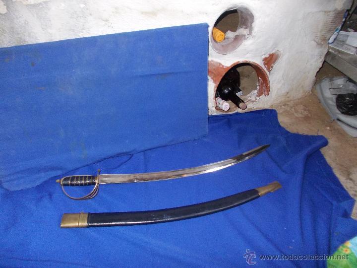 SABLE (Militar - Armas Blancas, Reproducciones y Piezas Decorativas)