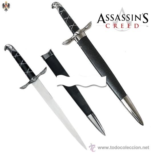 Daga Espada Altair Assassins Creed Funda 40 Buy Melee Weapons