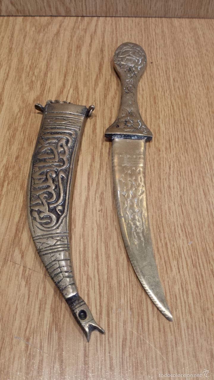 Resultado de imagen de la daga de latón