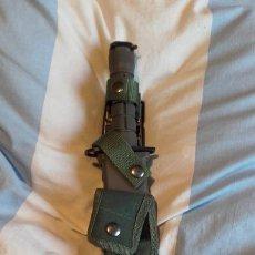Militaria: BAYONETA M9, MACHETE, CUCHILLO DE COMBATE. Lote 86063624