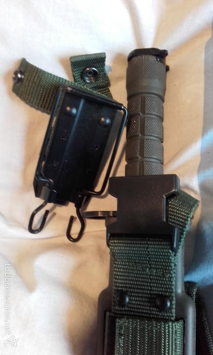 Militaria: Bayoneta M9, machete, cuchillo de combate - Foto 7 - 86063624