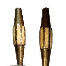Militaria: ANTIGUO PUÑAL DE ALBACETE, SIGLO XIX. ORIGINAL.. Lote 58106649