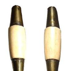 Militaria: ANTIGUO PUÑAL DE ALBACETE, SIGLO XIX. ORIGINAL.. Lote 58124317