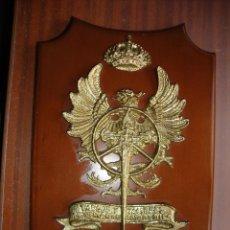 Militaria: METOPA DEL PARQUE Y TALLERES DE VEHICULOS AUTOMOVILES 7ª R.M.- 0 VALLADOLID 37 X 22 CM.. Lote 60599191