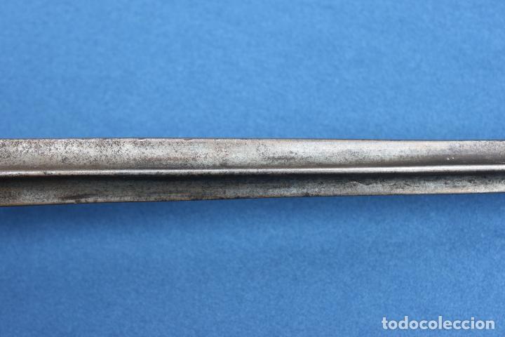 Militaria: ESPAÑA - BAYONETA CUBO 1846 DE BISAGRA () - Foto 16 - 62124928