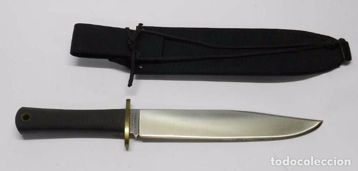 Cuchillo marca cold steel, trail master tm, ven - Sold