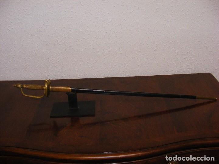 ESPADA FRANCESA (Militar - Armas Blancas Originales Fabricadas entre 1851 y 1945)