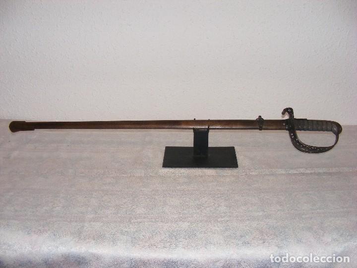 SABLE SUIZO MOD. 1899 (Militar - Armas Blancas Originales Fabricadas entre 1851 y 1945)
