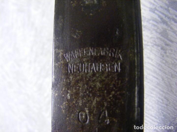 Militaria: SABLE SUIZO MOD. 1899 - Foto 10 - 84799764