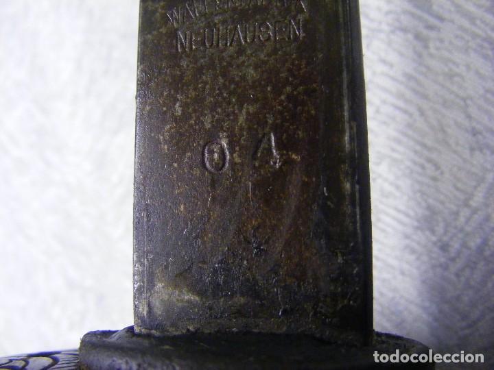 Militaria: SABLE SUIZO MOD. 1899 - Foto 11 - 84799764