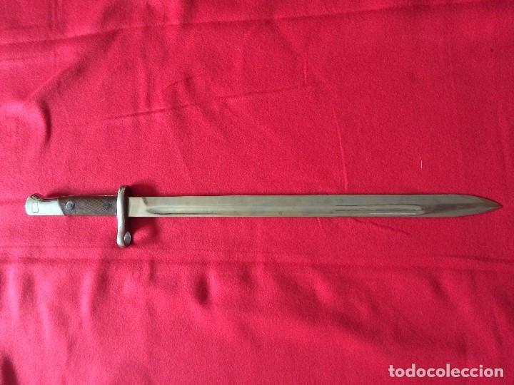 BAYONETA MAUSER ESPAÑOL 1913 (Militar - Armas Blancas Originales Fabricadas entre 1851 y 1945)