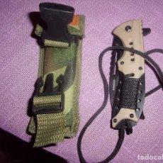 Militaria: NAVAJA TACTICA KEN- BECK. Lote 86596480