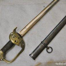 Militaria: ESPADA – SABLE P. S. OFICIAL DEL EJÉRCITO. MODELO 1943.. Lote 86745536