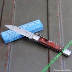 Militaria: NAVAJA MACHETE KNIVES MESSER COUTEAU HOJA 7,5 CMS 01037 M. Lote 87436384
