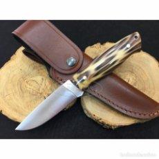 Militaria: CUCHILLO ENZO TRAPPER LEOPARDO - ENZO TRAPPER KNIFE LEOPARD COLOR. Lote 89296588