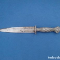 Militaria: CUCHILLO MARCA KORIUM -FORGET SOLINGEN STEEL - MADE IN GERMANY. Lote 96218047