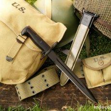 Militaria: BAYONETA GARAND US M1. Lote 148204266