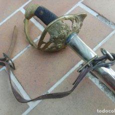 Militaria: SABLE OFICIAL DEL EJERCITO ESPAÑOL. Lote 97393299