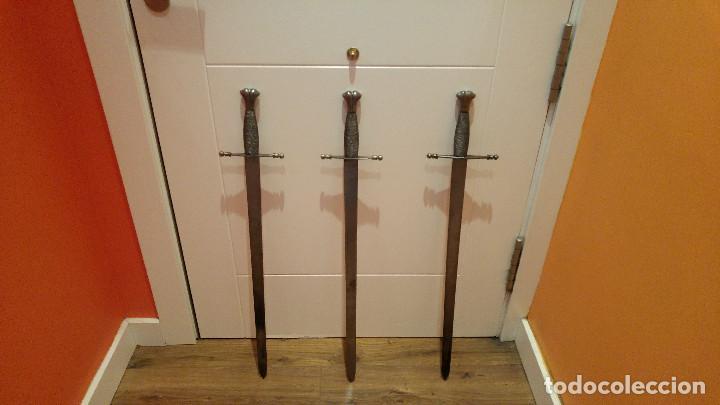 Militaria: Tres espadas - Foto 2 - 97780415