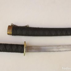 Militaria: KATANA DECORATIVA DE 47CM LONG. TOTAL. Lote 116148886