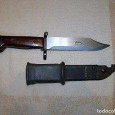 Militaria: BAYONETA PARA FUSIL AK-47.. Lote 101708135