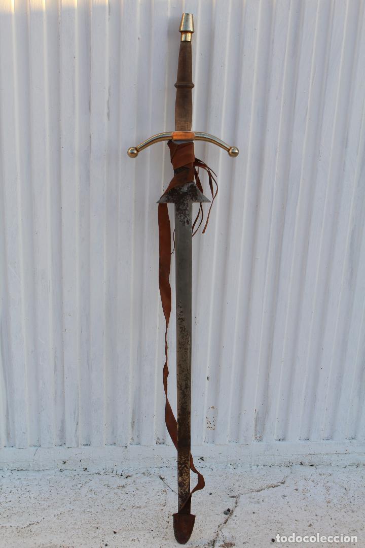 ESPADA DECORACION (Militar - Armas Blancas, Reproducciones y Piezas Decorativas)