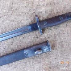 Militaria: BAYONETA INGLESA FECHADA 1907. Lote 105262175