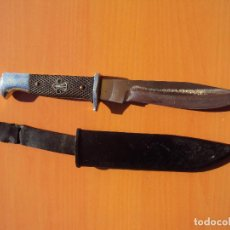 Militaria: CUCHILLO MUELA BOY SCOUTS. Lote 111794731