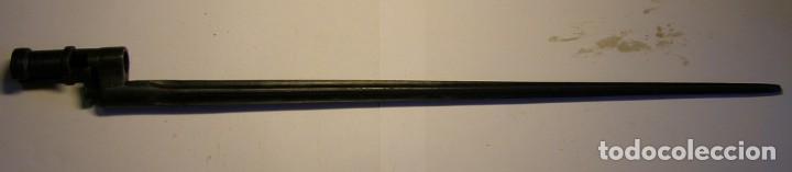 BAYONETA RUSA PARA FUSIL MOSIN NAGANT MODELO 1891- 30. (Militar - Armas Blancas Originales Fabricadas entre 1851 y 1945)
