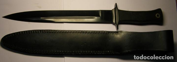 Militaria: Excelente cuchillo MUELA SCORPION, serie limitada revista ARMAS. - Foto 2 - 112483591