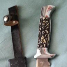 Militaria - Cuchillo caza Muela - 112698207