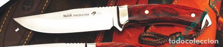 CUCHILLO MUELA PREDATOR-14R 11 CM HOJA 255 GRS PESO (Militar - Armas Blancas Originales de Fabricación Posterior a 1945)