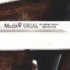 Militaria: CUCHILLO MUELA URIAL-26M HOJA 26 CM. Lote 113471027