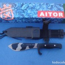 Militaria: CUCHILLO AITOR MODELO ZAPADOR URBAN. Lote 146515209