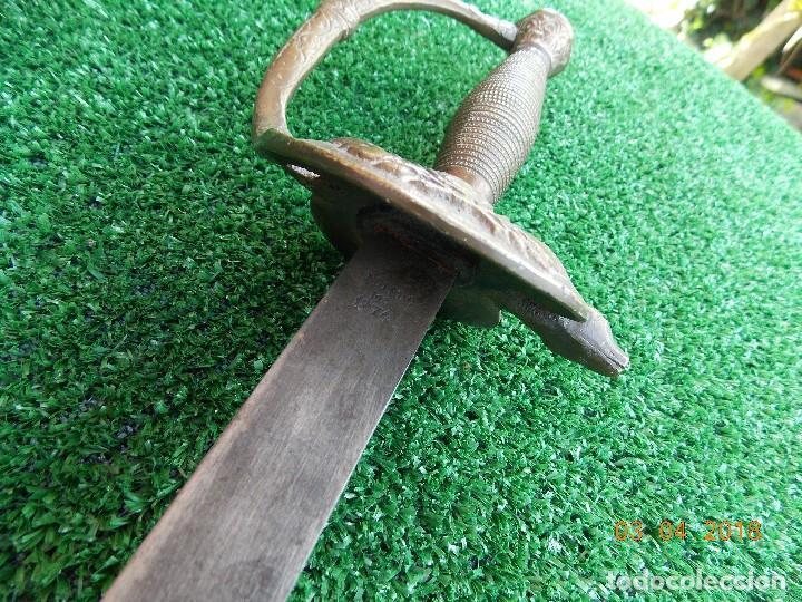Militaria: Espada Oficial Isabelino - Foto 2 - 117034899
