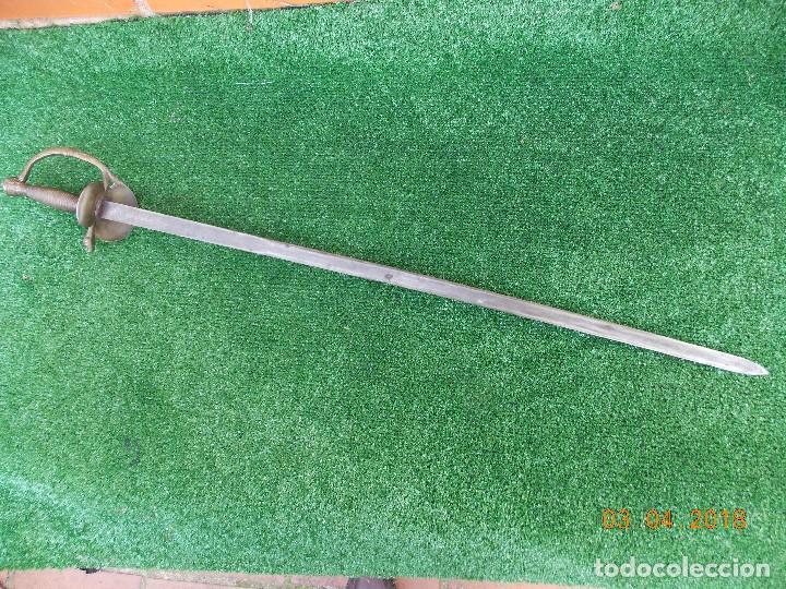 Militaria: Espada Oficial Isabelino - Foto 7 - 117034899