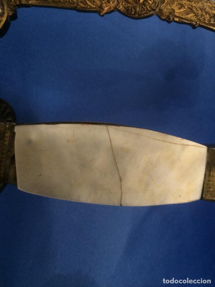 Militaria: Espada ceremonial militar francesa 1814-1824 (pieza unica) - Foto 4 - 119391522
