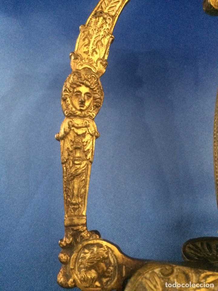 Militaria: Espada ceremonial militar francesa 1814-1824 (pieza unica) - Foto 5 - 119391522