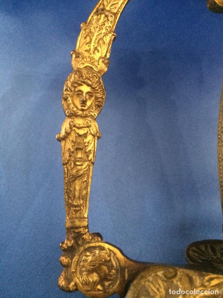 Militaria: Espada ceremonial militar francesa 1814-1824 (pieza unica) - Foto 6 - 119391522