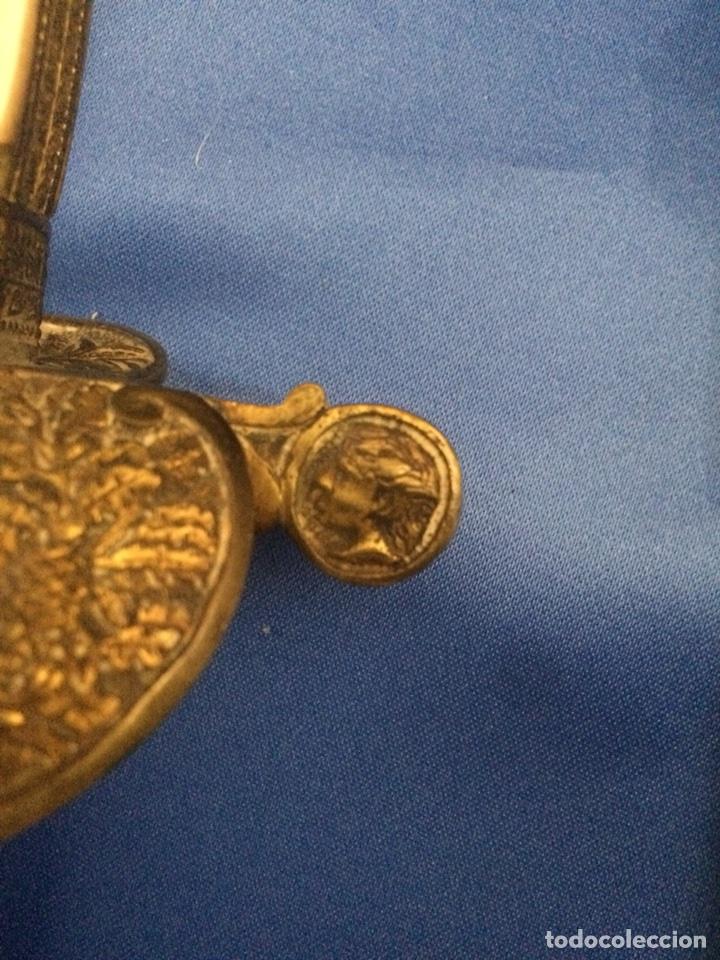 Militaria: Espada ceremonial militar francesa 1814-1824 (pieza unica) - Foto 7 - 119391522