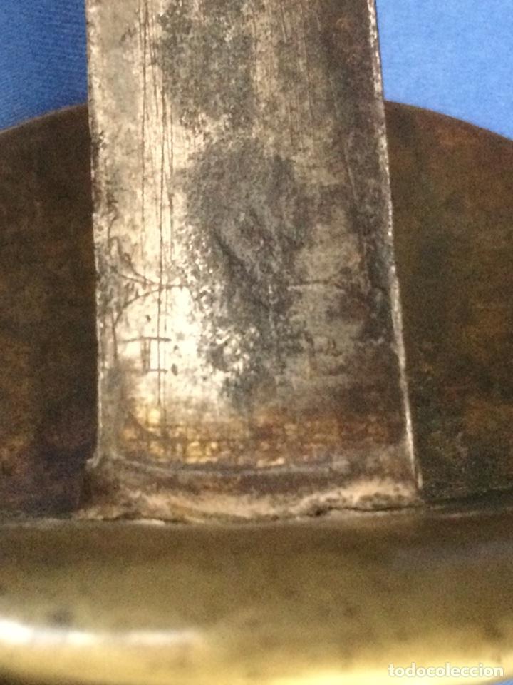 Militaria: Espada ceremonial militar francesa 1814-1824 (pieza unica) - Foto 16 - 119391522