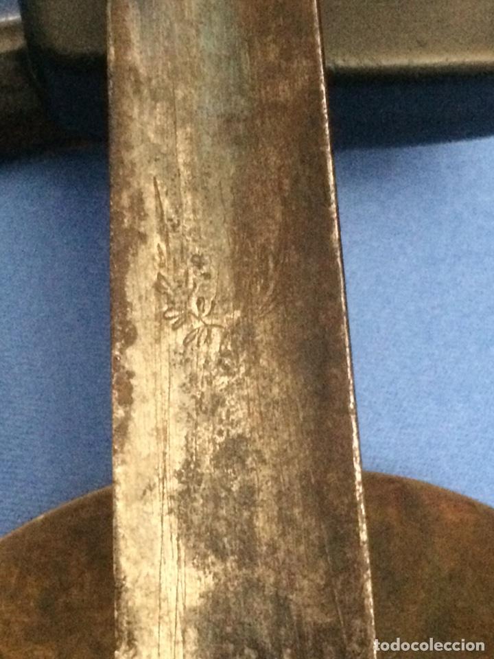 Militaria: Espada ceremonial militar francesa 1814-1824 (pieza unica) - Foto 17 - 119391522