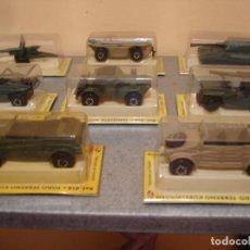 Militaria: COCHECITOS MILITARES DE PLAYME. Lote 128025331