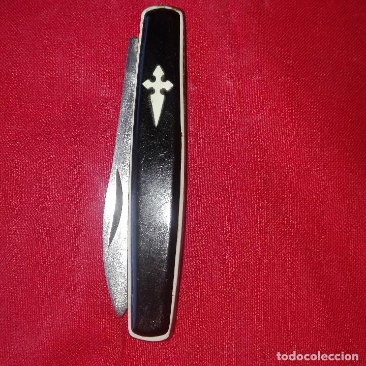 Militaria: navajita.cruz de Santiago.años 40 - Foto 4 - 129153587