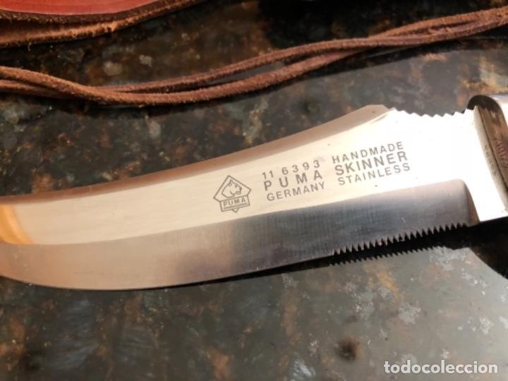 Militaria: Cuchillo Puma - Foto 2 - 131996454