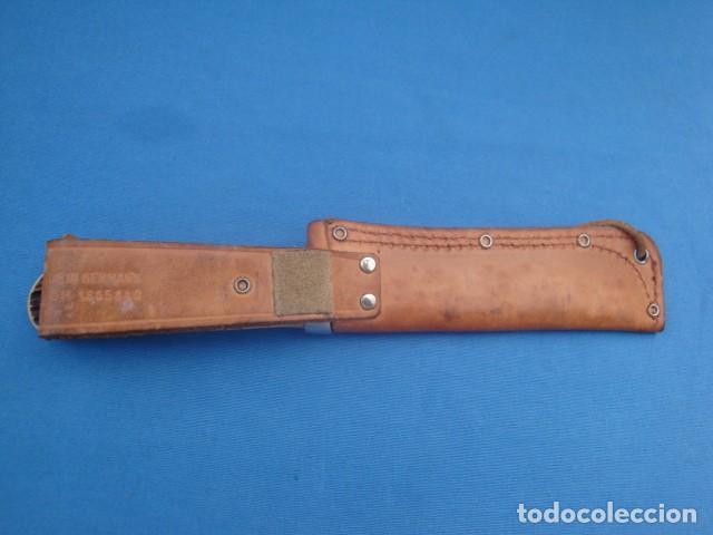Militaria: CUCHILLO PUMA TRAIL- GUIDE MODELO 6382 HAND MADE - Foto 6 - 133471730