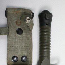 Militaria: MACHETE-BAYONETA ESPAÑOLA PARA EL FUSIL DE ASALTO CETME MODELO L ET. Lote 135324006