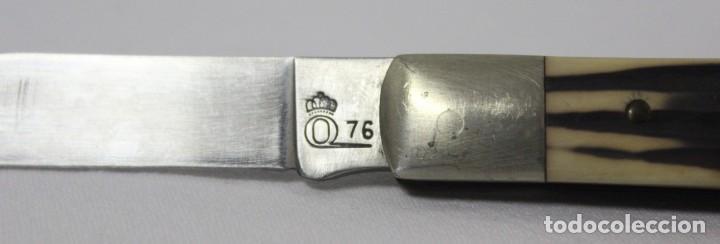 Militaria: NAVAJA QUEEN STEEL #62 HECHA EN USA, AÑO 1976. - Foto 5 - 137454018