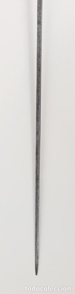 Militaria: Espada francesa VIVE LE ROY, siglo XVIII - Foto 7 - 137504662